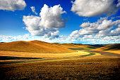 Hulunbeir prairie, Hadatu farm