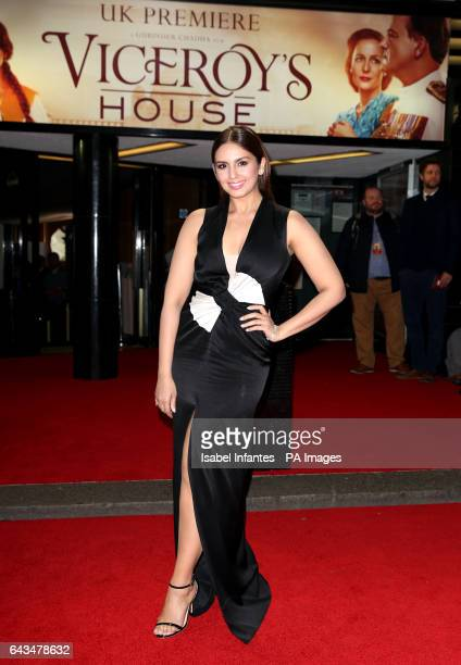 Huma Qureshi attending the Viceroy's House UK Premiere at the Curzon Mayfair Cinema London