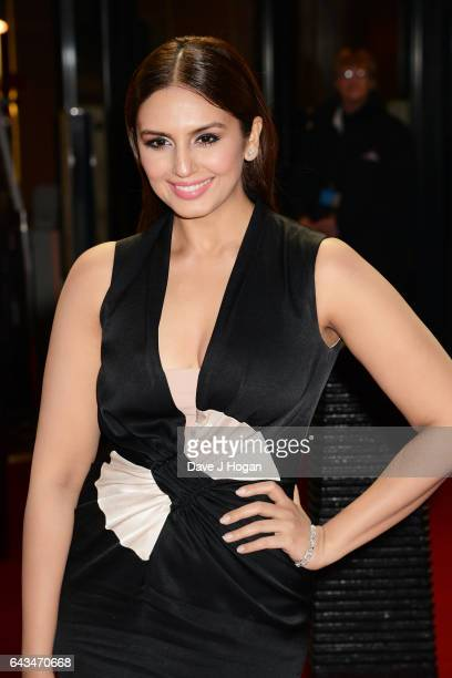 Huma Qureshi attends the UK premiere of 'Viceroys's House' at The Curzon Mayfair on February 21 2017 in London England