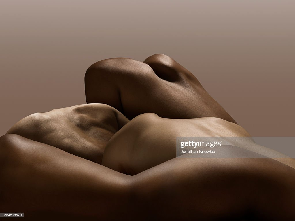 Human bodies, abstract