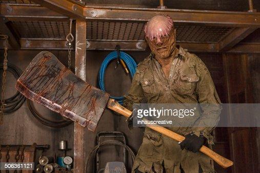 Human Butcher Shop