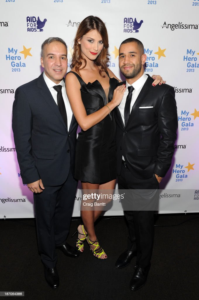"Aid for Aids ""My Hero Gala"" 2013"