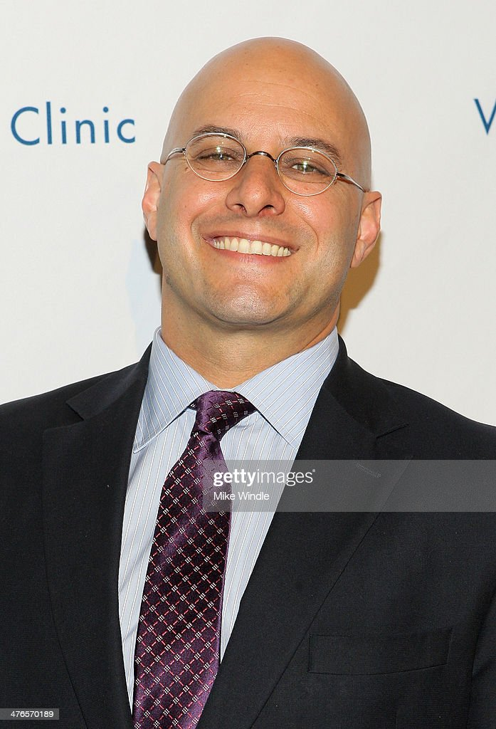 Humanitarian Award winner Chris Silbermann attends the Venice Family Clinic's 32nd Annual Silver Circle Gala held at The Beverly Hilton Hotel on March 3, 2014 in Beverly Hills, California.