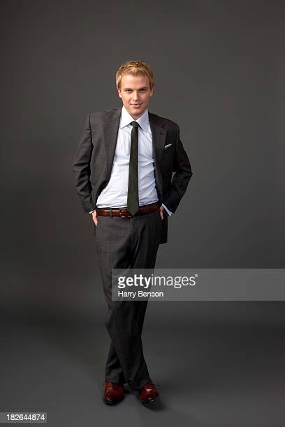 Humanrights activist Ronan Farrow is photographed for Forbes Magazine on December 13 2011 in New York City