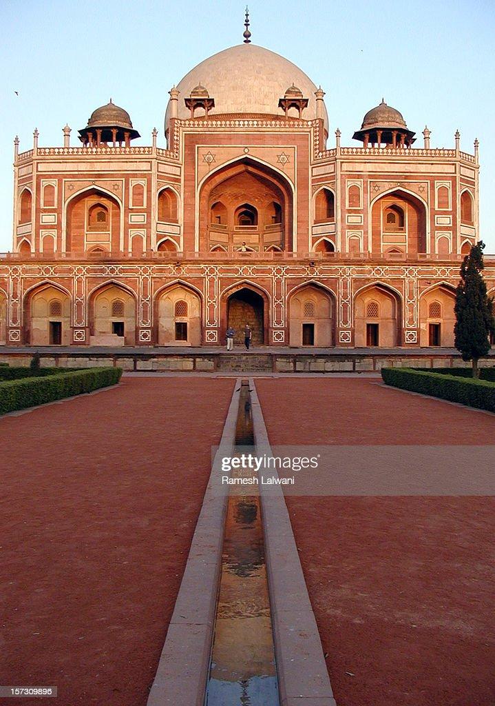 Humanyun Tomb Delhi : Stock Photo