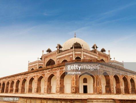 'Humayun's Tomb, Dehli, India'