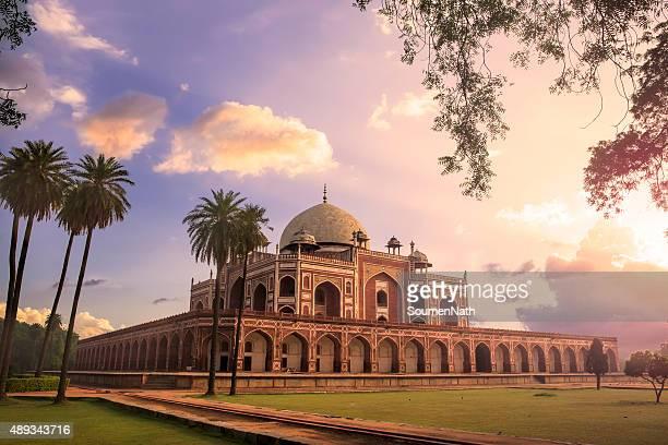 Humayun's Tomb, Delhi, India - CNGLTRV1109