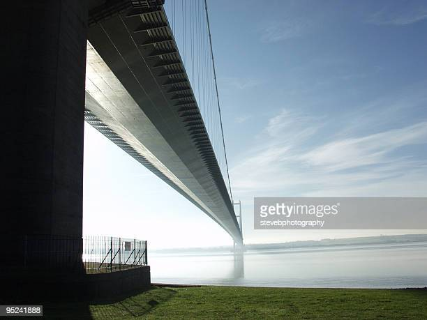 Humber Bridge, East Yorkshire, England