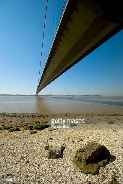 Humber bridge hull from hull side
