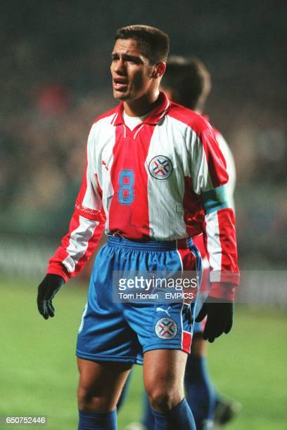 Humberto Paredes Paraguay