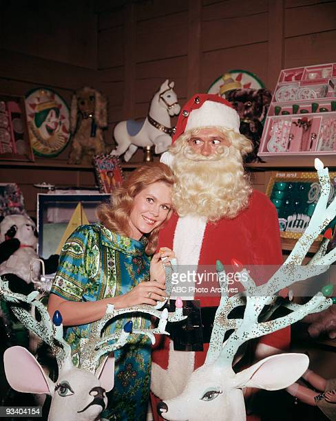 BEWITCHED 'Humbug Not to be Spoken Here' Season Four 12/21/67 Samantha and Darrin dealt with a difficult client on Christmas