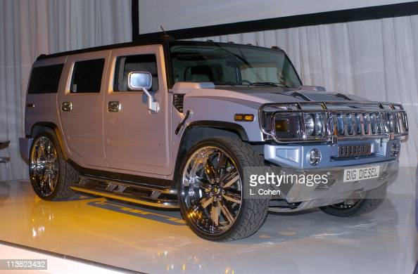 Hummer H2 Stock Photos And Pictures Getty Images