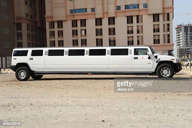 Hummer H2 Stretch Limousine in Dubai