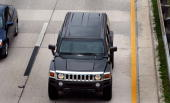 Hummer manufactured by General Motors Corp is seen June 2 2009 in Miami Florida Reports indicate that GM has an agreement to sell its Hummer brand to...