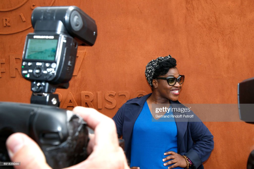 Celebrities At  2017 French Open - Day Seven