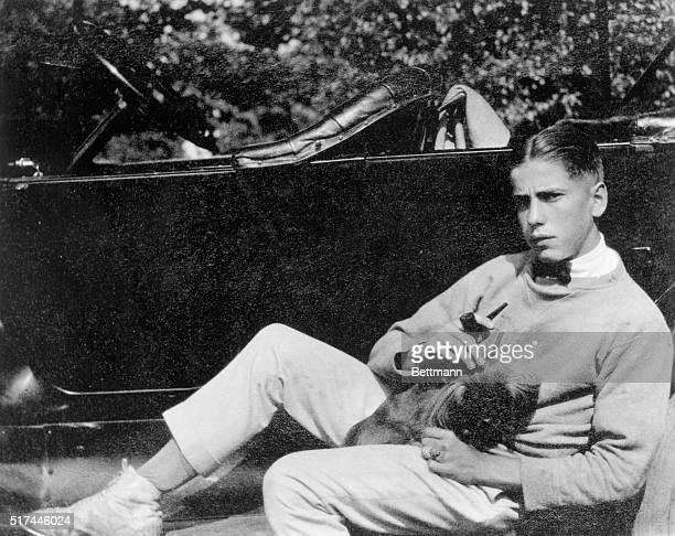 Humphrey Bogart Warner Bros star at the age of nineteen undated