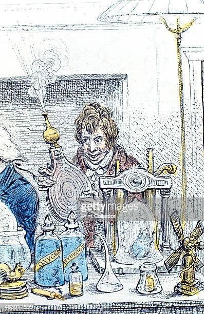 Humphry Davy British chemist and inventor 1802 Davy discovered the anaesthetic effects of laughing gas In 1801 he was appointed lecturer at the Royal...