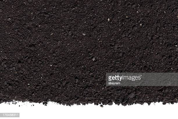 Humus Soil Background