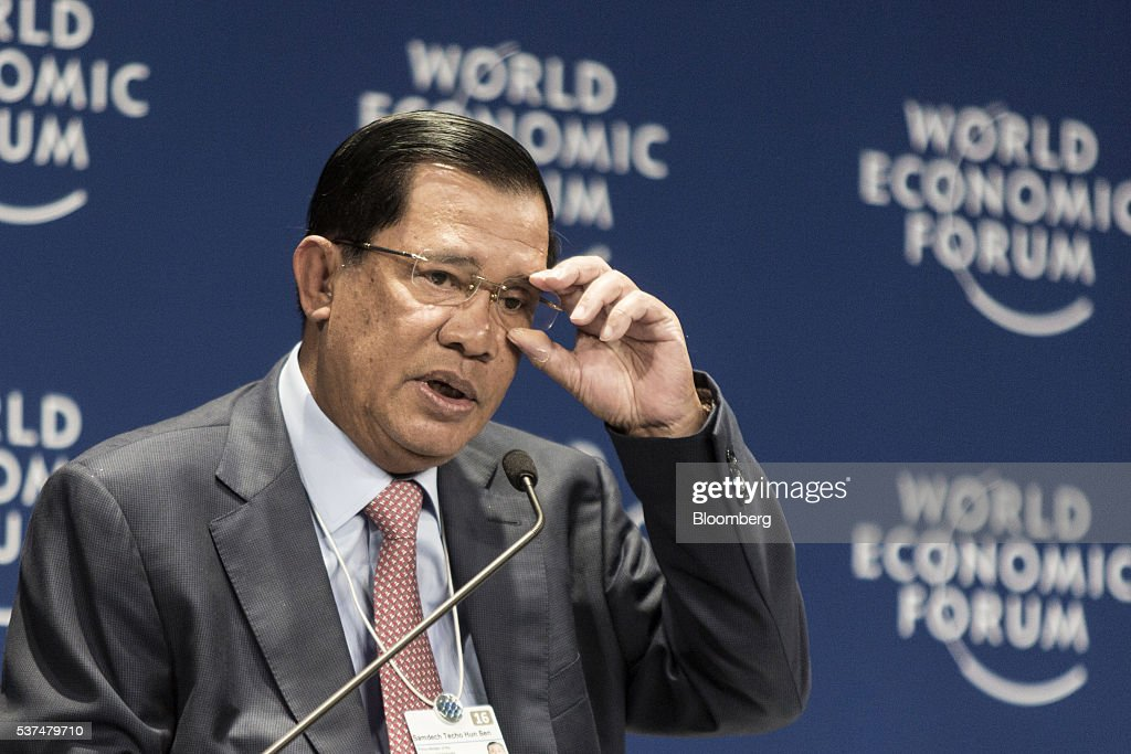 Key Speakers and Interviews At The World Economic Forum for Asean