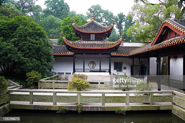 Hunan,Changsha,Hunan University,Yuelu Mountain,Yuelu Academy,