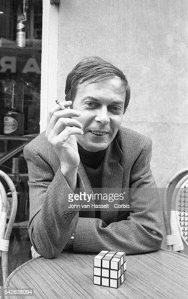 Hungarian Inventor Erno Rubik Pictures