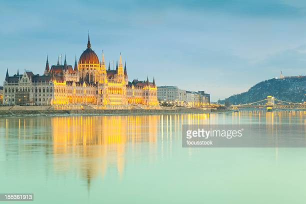Hungarian parliament - Budapest