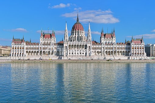 Palazzo del parlamento ungheresa budapest foto stock for Immagini del parlamento