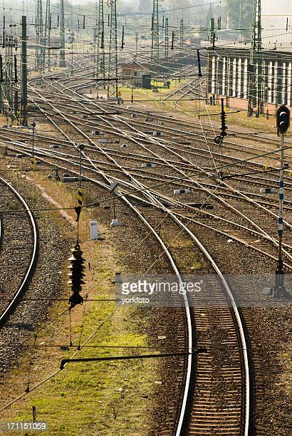 Ungarische railroad