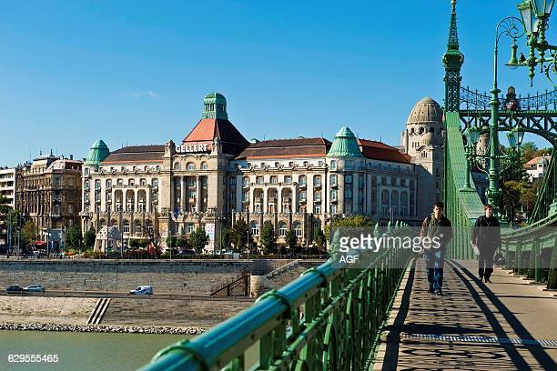 Hungary Budapest Gellert Thermal Baths And Hotel
