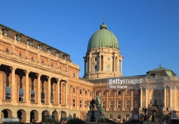 Hungary, Budapest, Royal Palace,