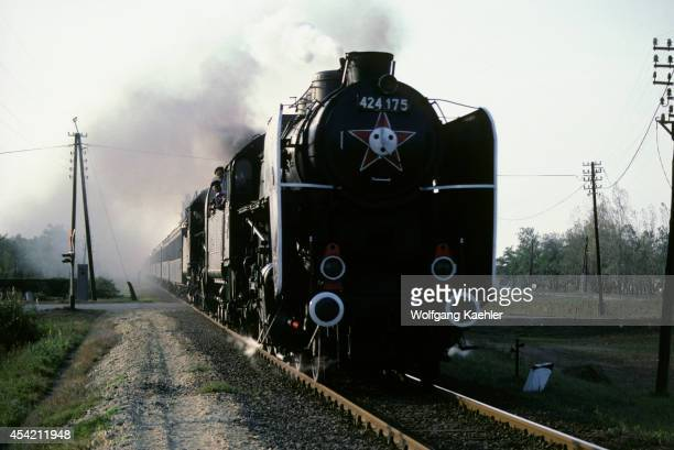 Hungary Orient Express Steam Engine