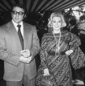 1976 Hungraianborn actor Zsa Zsa Gabor and Michael O'Hara her seventh husband at a National Enquirer party in Beverly Hills Hotel California