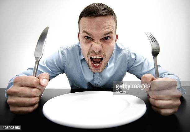 お腹が空きました。