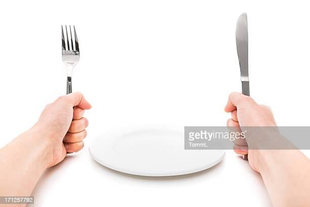 Avoir faim