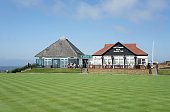Hunstanton Cliff Parade Bowls Club Norfolk UK 23rd July 2014