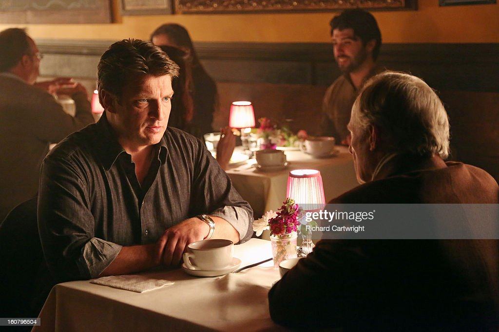 CASTLE - 'Hunt' -- In the powerful conclusion of a two-episode story arc, Castle's efforts on the case suddenly put his own life in danger. Emmy and Golden Globe-winner James Brolin ('The West Wing,' 'Marcus Welby, M.D.') guest stars as Castle's dad, on 'Castle,' MONDAY, FEBRUARY 25 (10:01-11:00 p.m., ET). CURRY