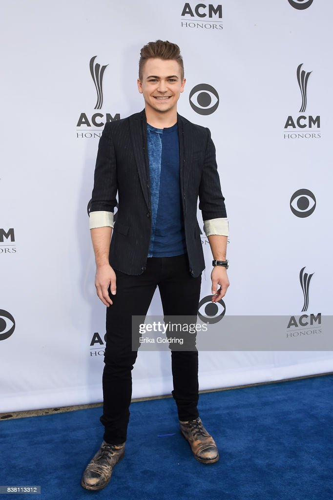 Hunter Hayes attends the 11th Annual ACM Honors at the Ryman Auditorium on August 23, 2017 in Nashville, Tennessee.