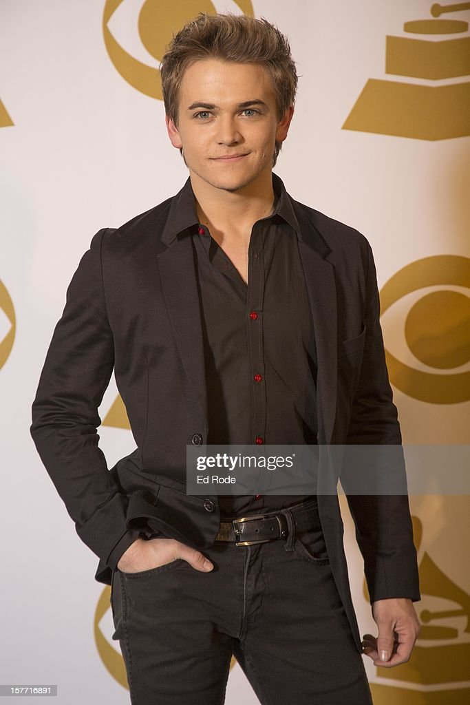 Hunter Hayes attends The GRAMMY Nominations Concert Live!! at Bridgestone Arena on December 5, 2012 in Nashville, Tennessee.