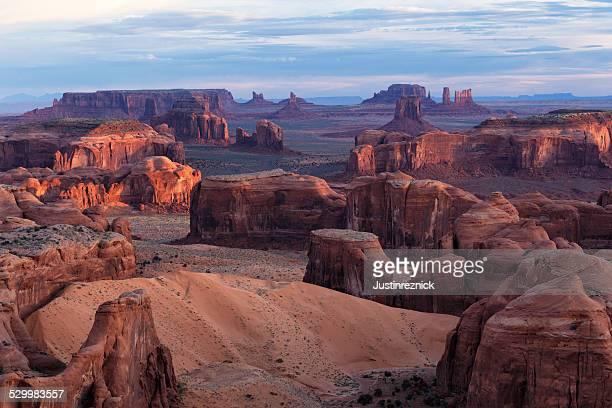 Hunt's Mesa Overlook