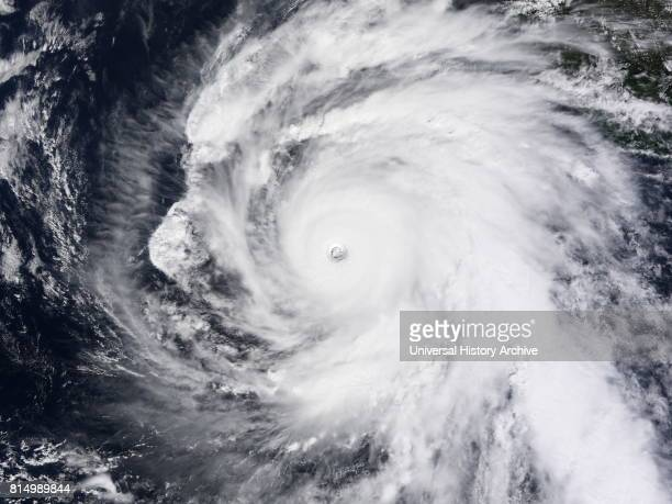 Hurricane Rick is the thirdmost intense Pacific hurricane on record Developing south of Mexico on October 15 Hurricane Rick traversed an area...