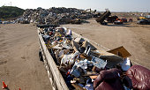 Hurricane storm damage from Hurricane Ike litters the west end of Galveston Island Two weeks after the storm hit the barrier island off the Texas...