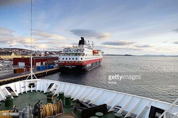 Hurtigruten cruise ships