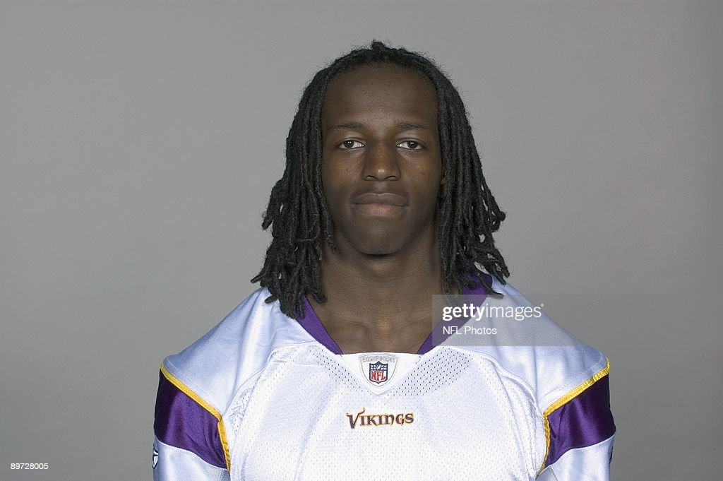 <a gi-track='captionPersonalityLinkClicked' href=/galleries/search?phrase=Husain+Abdullah&family=editorial&specificpeople=2190074 ng-click='$event.stopPropagation()'>Husain Abdullah</a> of the Minnesota Vikings poses for his 2009 NFL headshot at photo day in Minneapolis, Minnesota.