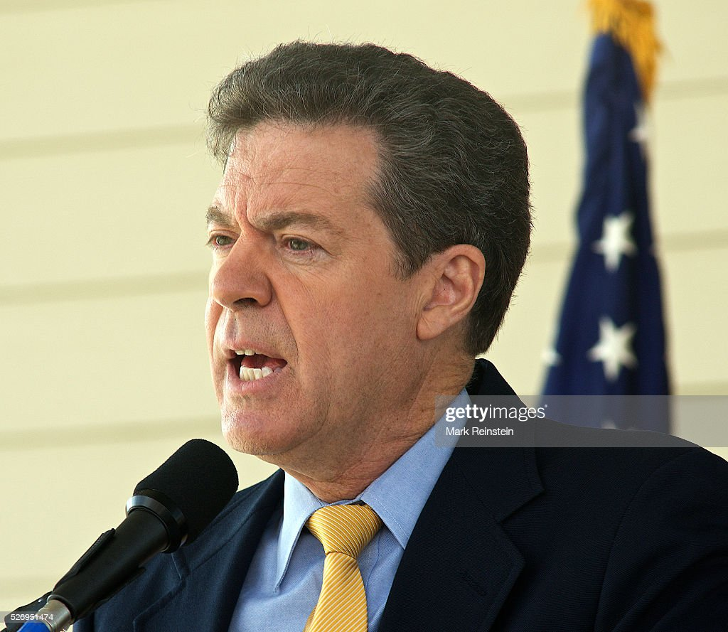 Sam Brownback | Getty Images