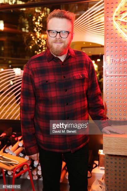 Huw Stephens attends the launch of Sonos Song Stories Bowie an event honouring David Bowie's work and legacy at Sonos London's new concept Store on...