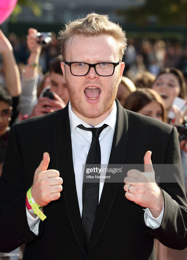 Huw Stephens attends the Radio One Teen Awards at Wembley Arena on October 7, 2012 in London, England.