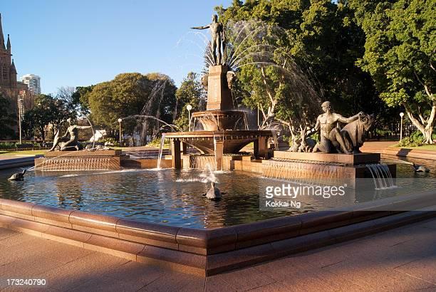 Hyde Park - Archibald Fountain