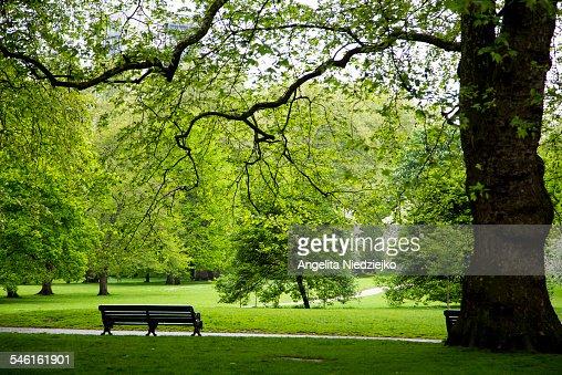 Hyde Park, London