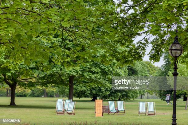Hyde park rest area