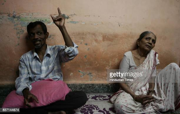 Hyderabad Twin Bomb Blasts Grandmother and uncle wait impatiently for news of the 20 year old Mukund Marathe one of the victims of the Hyderabad...